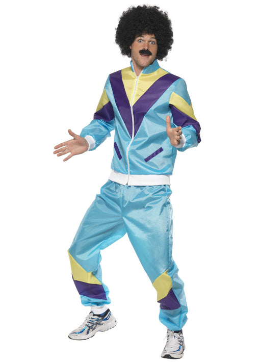 80's Shell Suit Costume Adult