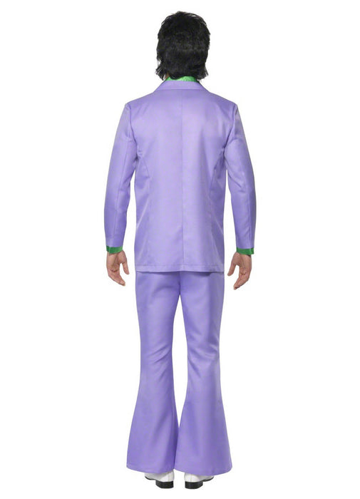 70's Lavender Suit Adult
