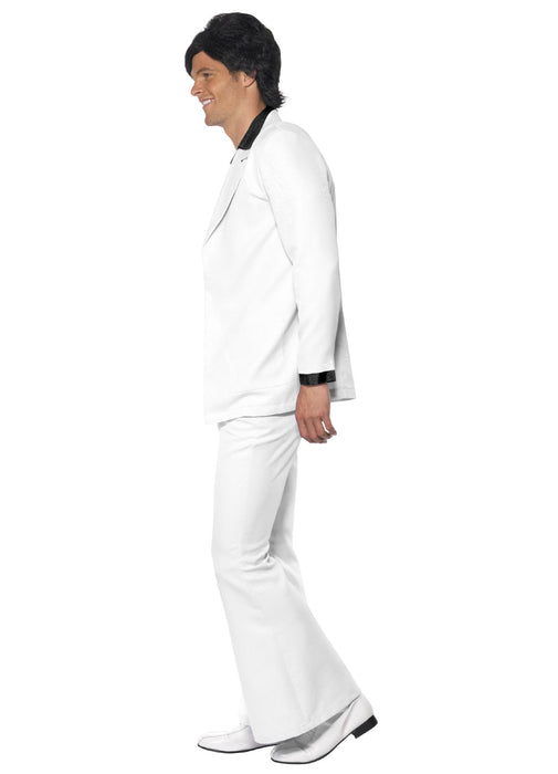 1970's White Suit Adult