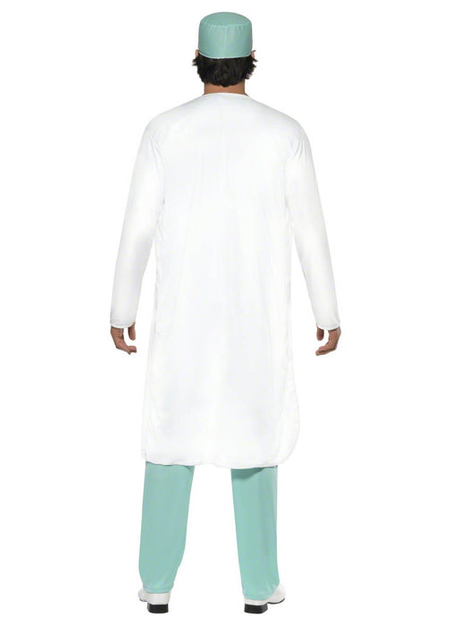 Scrub Doctor Costume Adult