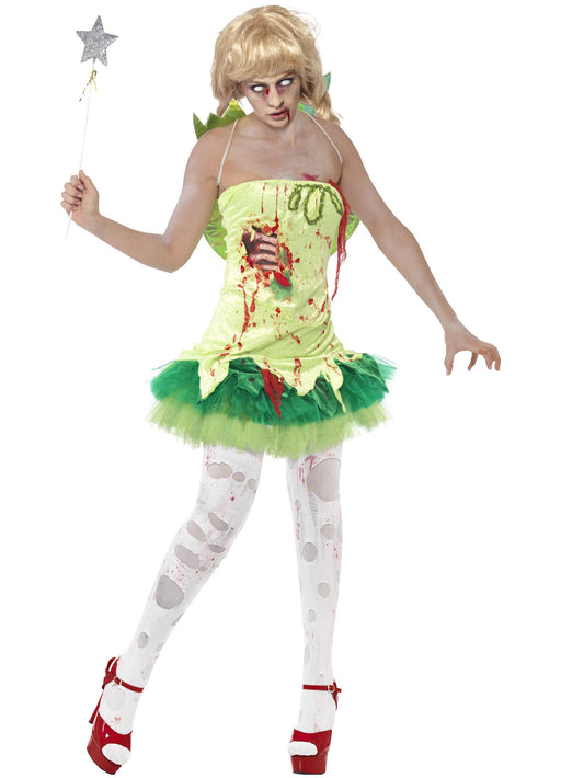 Zombie Fairy Costume Adult
