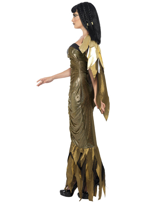 Dark Cleopatra Costume Adult