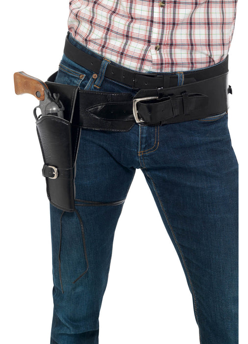 Black Holster with Belt
