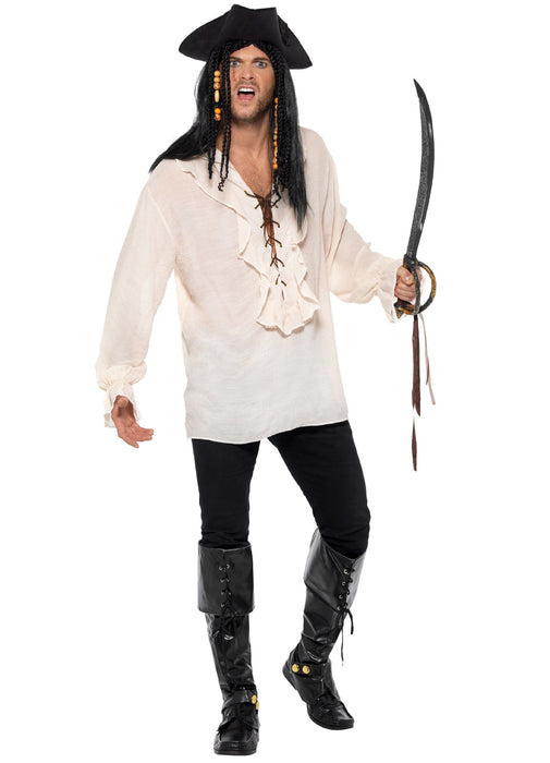 Ivory Pirate Shirt Adult