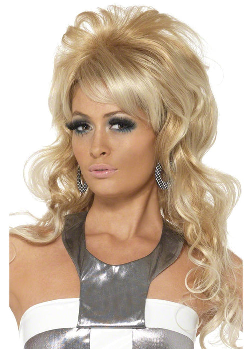Beauty Queen Blonde Wig