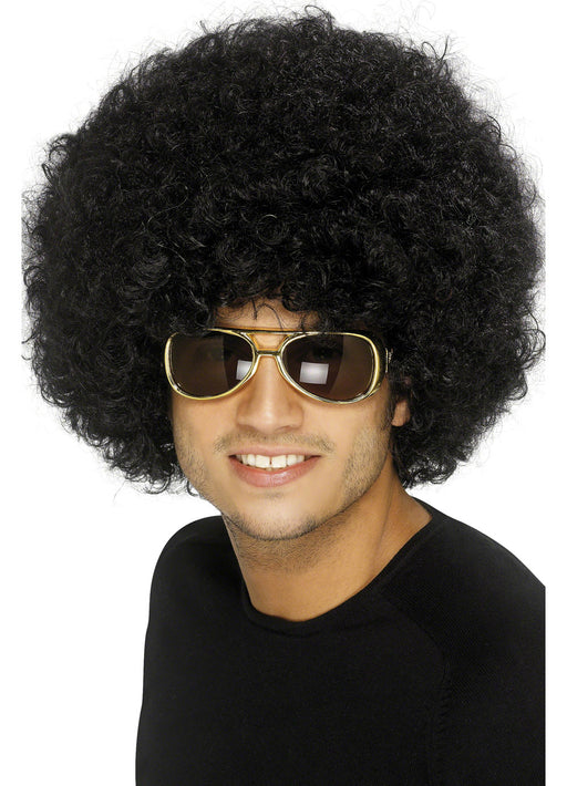 Funky Black Afro