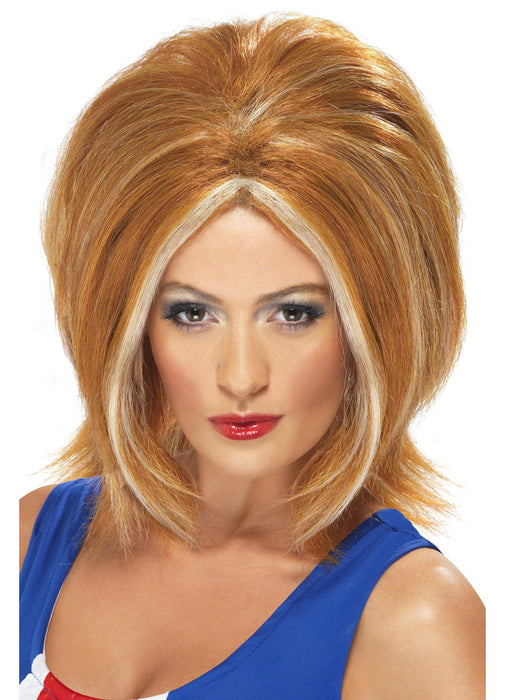 Ginger Power Wig