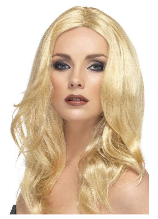 Superstar Blonde Wig