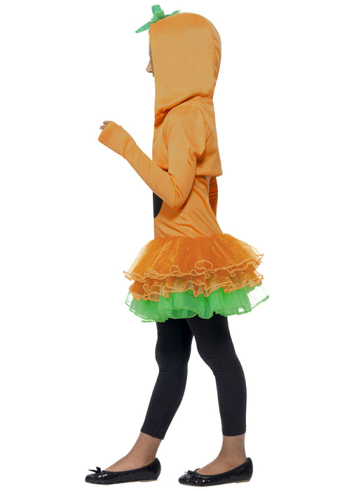 Pumpkin Tutu Dress Child