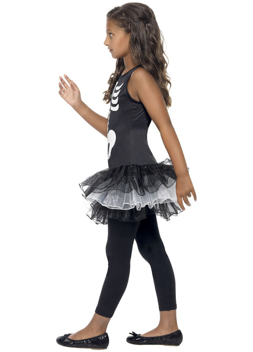 Skeleton Tutu Costume Child