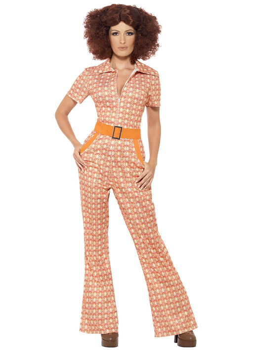 Authentic 70's Chic Costume Adult