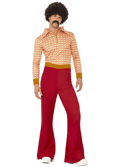 Authentic 70's Guy Costume Adult