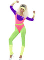 80's Workout Costume Adult