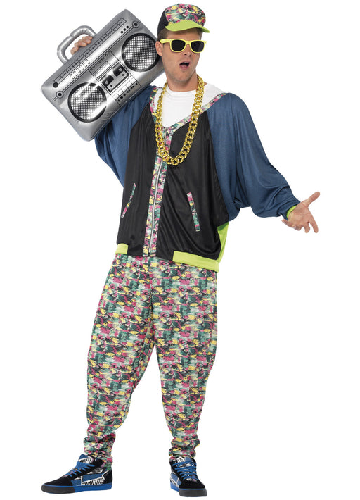 80's Hip Hop Costume Adult