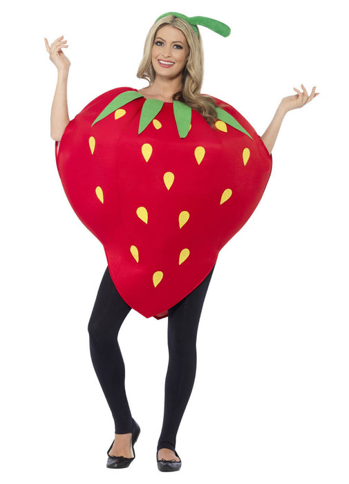 Strawberry Costume Adult