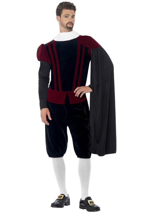 Tudor Lord Deluxe Costume Adult