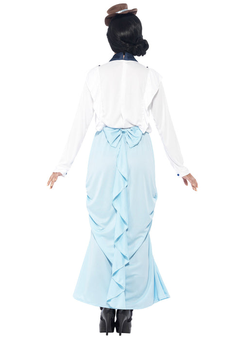 Posh Victorian Lady Costume Adult