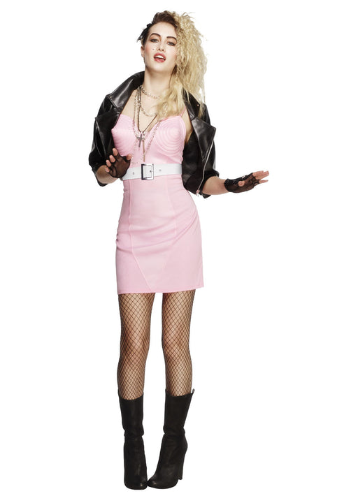 Fever 80's Rocker Diva Costume Adult