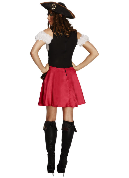 Fever Pirate Wench Costume Adult