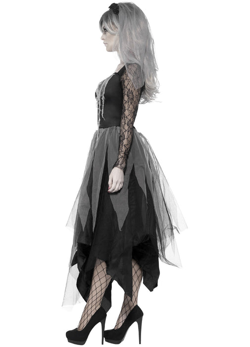 Graveyard Bride Costume Adult