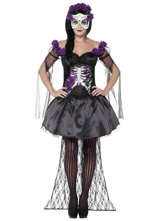 Day Of The Dead Senorita Adult