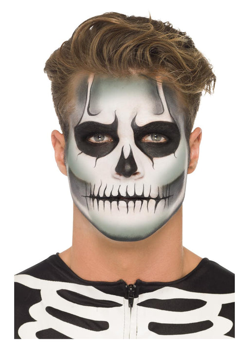 Skeleton Glow In The Dark Make Up Kit