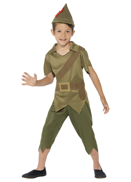 Robin Hood Costume Child