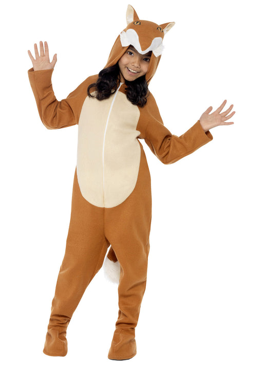 Fox All In One Costume Child