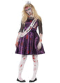 Zombie Prom Queen Costume Adult