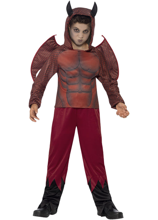 Deluxe Devil Costume Child