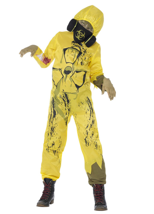 Toxic Waste Costume Child