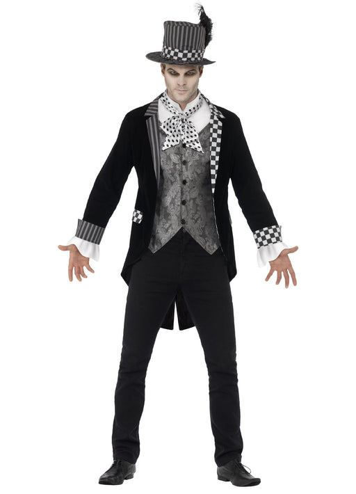 Deluxe Dark Hatter Costume Adult