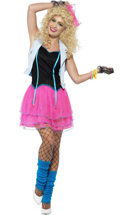 80's Wild Girl Costume Adult
