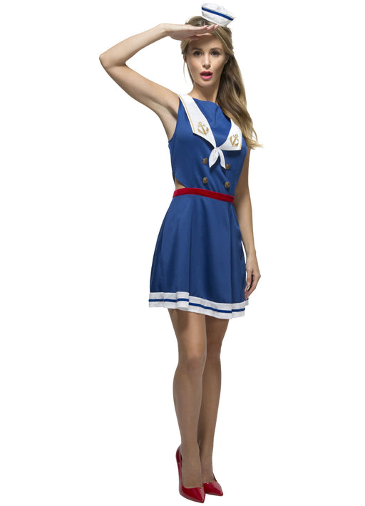 Fever Hey Sailor Costume Adult