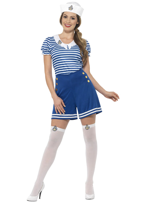 Sailor Girl Costume Adult