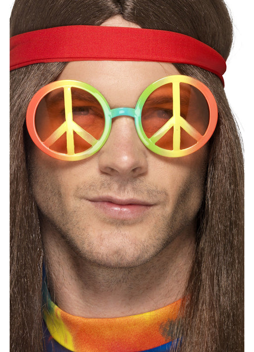 Multi-Coloured Hippie Specs