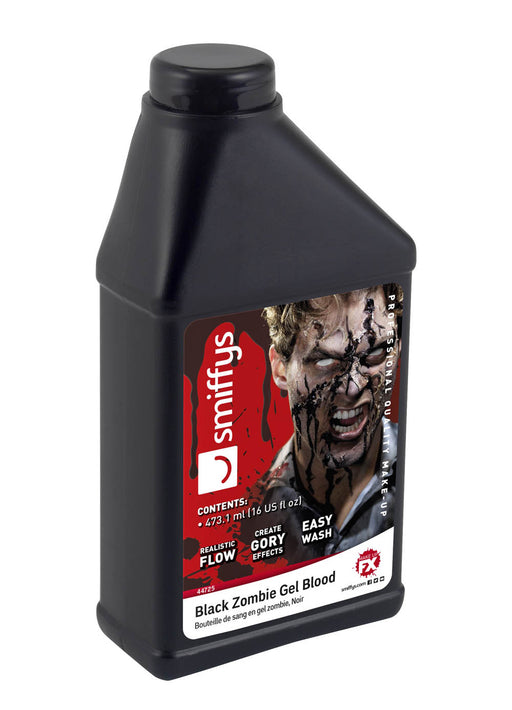 Black Zombie Gel Blood