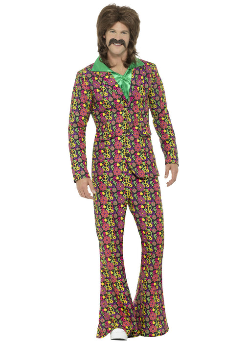 60's Psychedelic CND Suit Adult