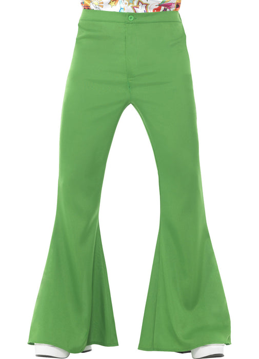 60's Green Flared Trousers