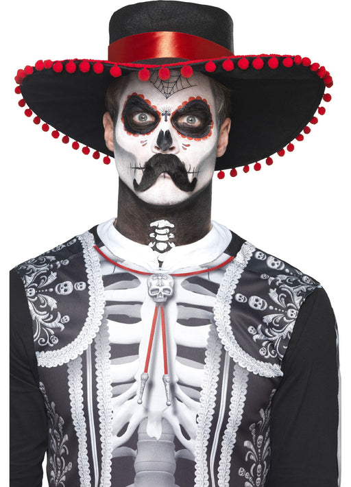 Day Of The Dead Senor Make Up Kit