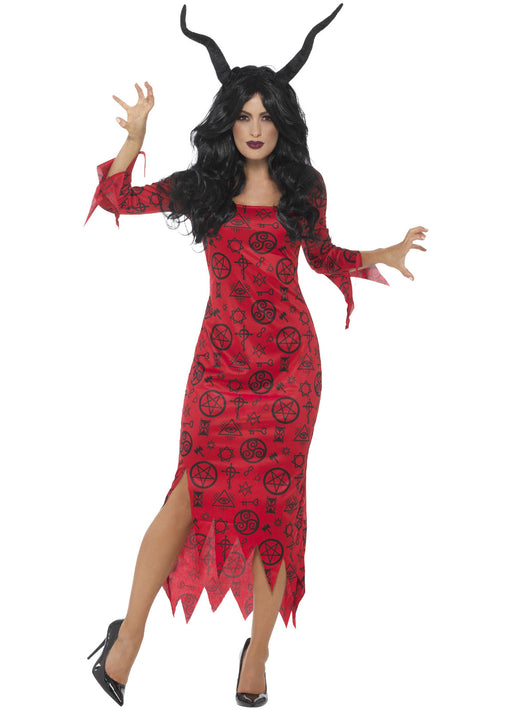 Occult Devil Costume Adult