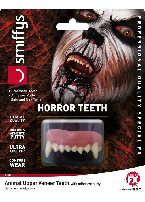 Animal Veneer Teeth