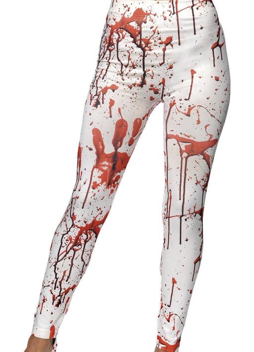 Horror Bloodstained Leggings