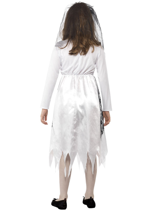 Ghostly Bride Costume Child