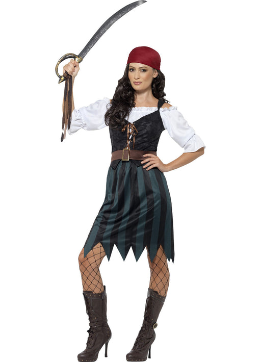 Pirate Deckhand Costume Adult