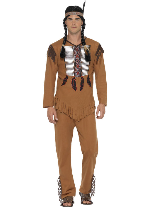 Native Indian Costume Adult
