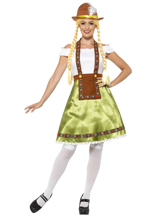 Bavarian Maid Costume Adult