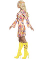 Flower Hippie Costume Adult