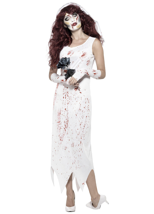 Zombie Bride Costume Adult