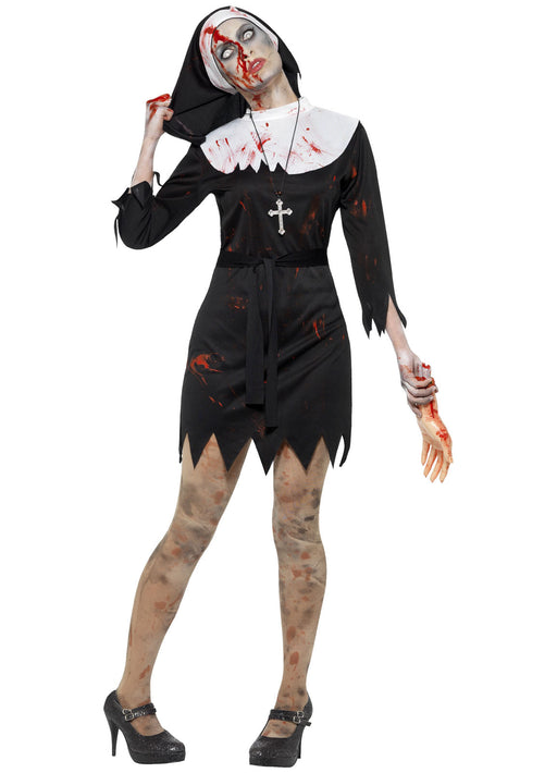 Zombie Sister Costume Adult